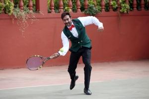Ajay Devgn - Tennis