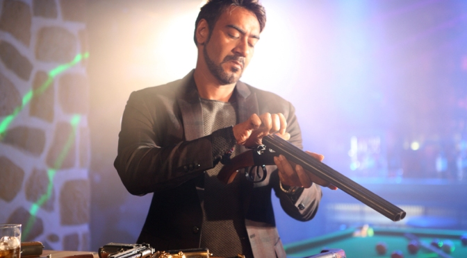 Interview: Ajay Devgn talks about Action Jackson