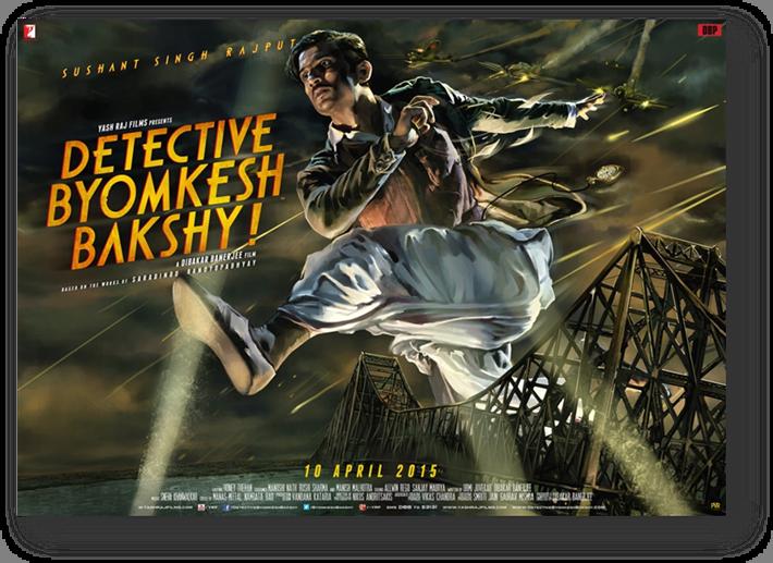 Detetive Byomkesh Bakshi!