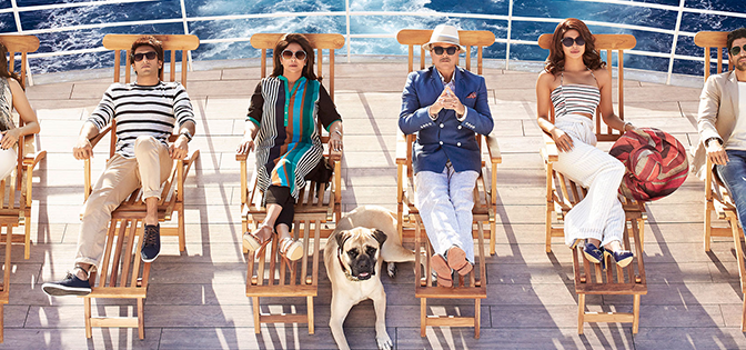 Eros to release Dil Dhadakne Do & Bangistan in UK cinemas