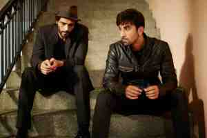 Arjun and Ranbir in Roy