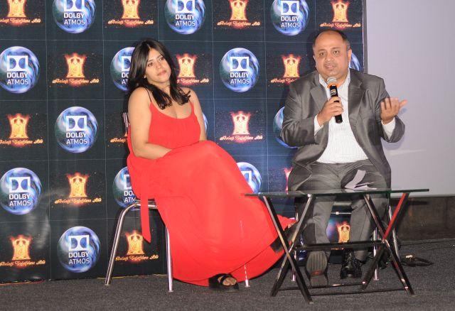 Ekta & Pankaj Kedia(South East Asia, Regional Director, DOLBY).