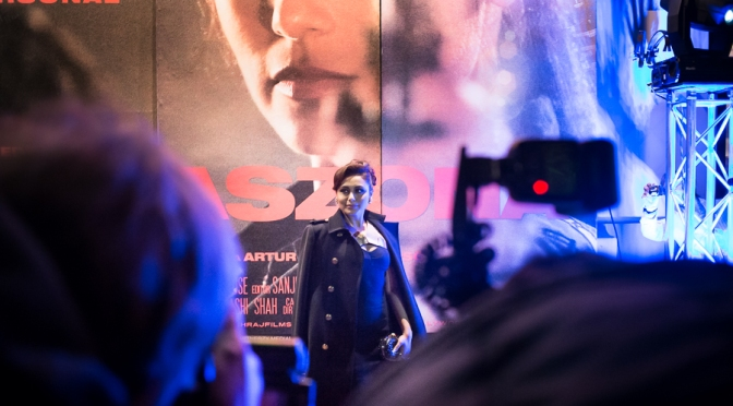 Rani Mukerji Wins Hearts At Mardaani Premiere in Poland