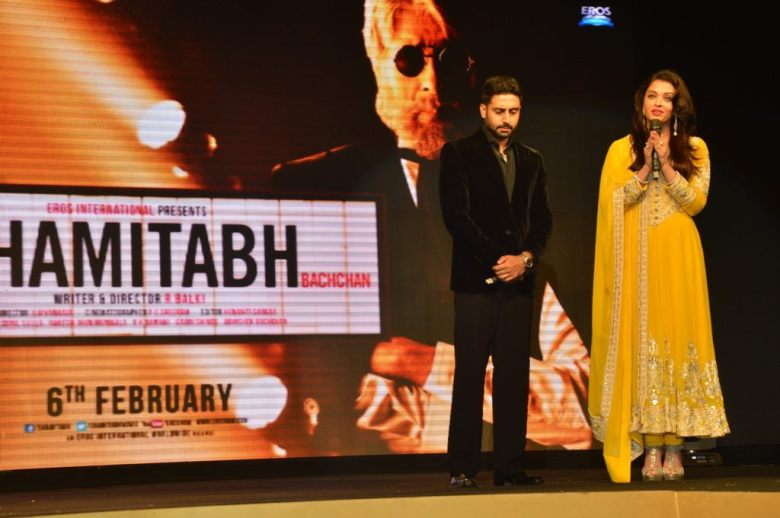 Shamitabh Music Launch 1