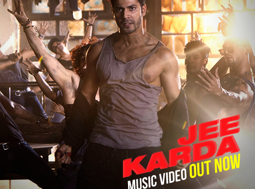 Watch: 'Jee Karda' from 'Badlapur'