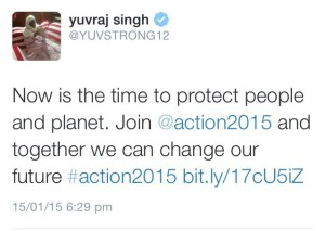 Yuvraj Singh (Twitter)
