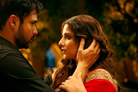 First Look: Vidya Balan and Emraan Hashmi in Humari Adhoori Kahaani