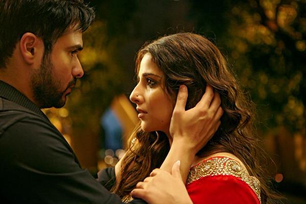 First Look: Vidya Balan and Emraan Hashmi in Humari Adhoori Kahaani