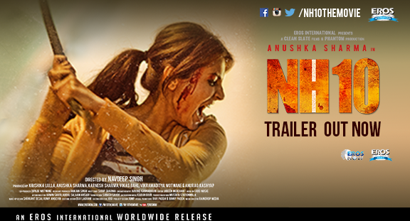 Eros to release 'NH10' in UK cinemas on 6th March