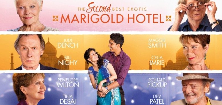 Second Best Exotic Marigold Hotel London