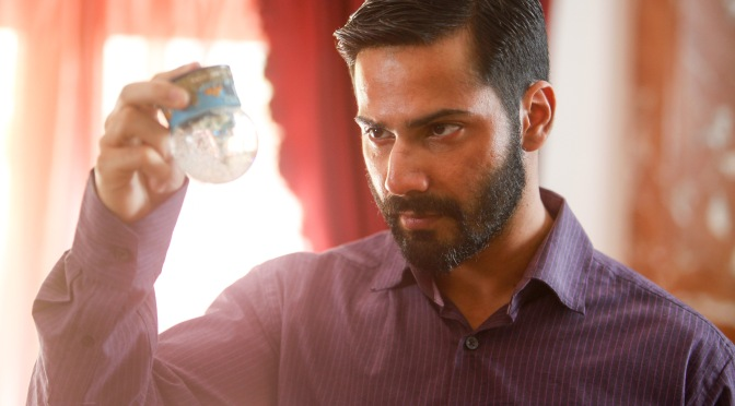 Interview: Varun Dhawan talks about 'Badlapur'