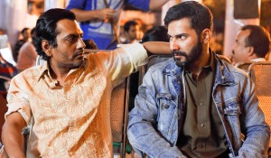 Varun Dhawan - UK Interview - Badlapur (5)