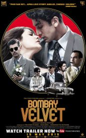 Bombay Velvet UK Cinemas