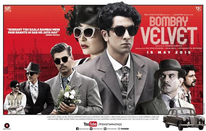 Bombay Velvet UK Release (1)