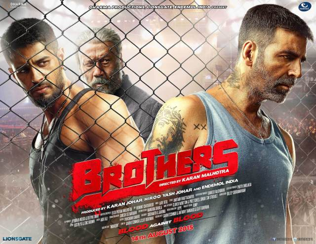 BROTHERS FIRST LOOK UK