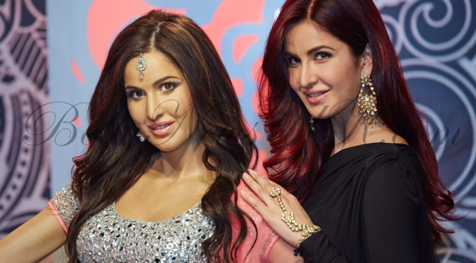 Video: Katrina Kaif at Madame Tussauds London