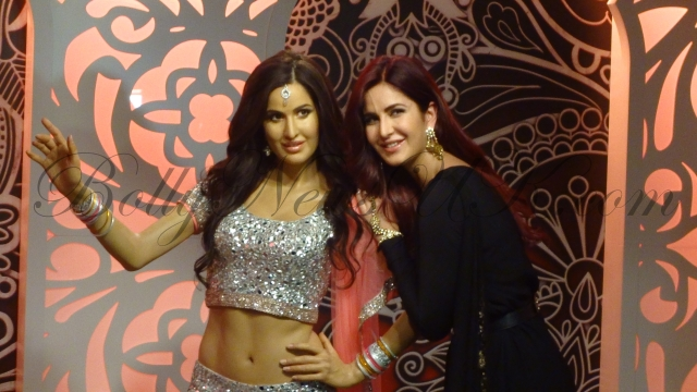 Katrina Kaif - Madame Tussauds London (12)