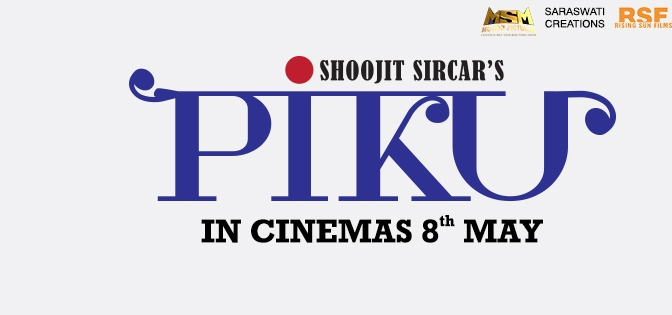 'Piku' in UK cinemas on 8th May