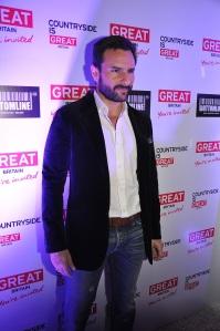 Saif Ali Khan Visit Britain (1)
