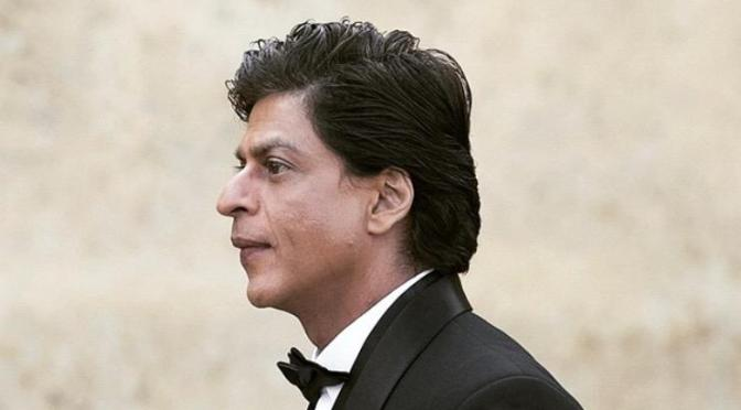 Bollywood superstar Shah Rukh Khan talks about his UK fans
