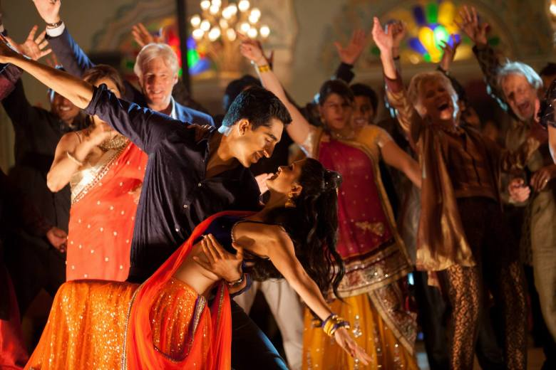 The Second Best Exotic Marigold Hotel Interview