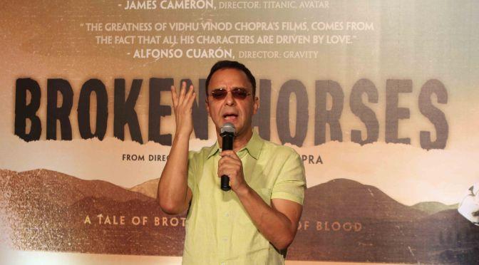 Amitabh Bachchan, Aamir Khan launch 'Broken Horses' Trailer