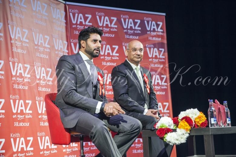 Abhishek Bachchan in Leicester (3)