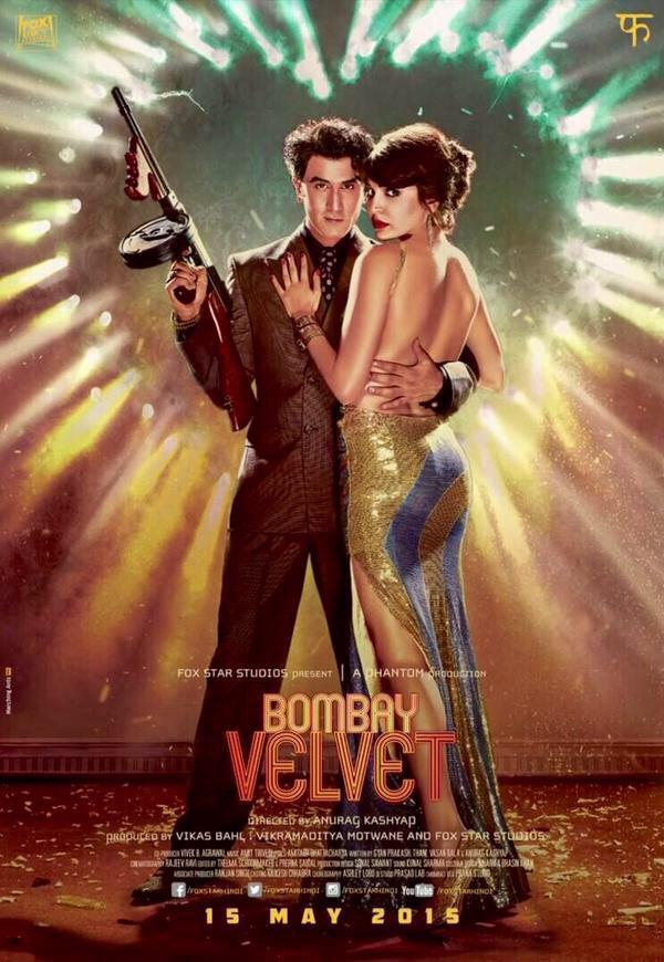 BOMBAY VELVET 20TH CENTURY FOX UK