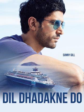 Farhan Akhtar as Sunny Gill in Dil Dhadakne Do