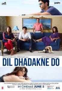 Dil Dhakane Do UK Release Eros International (1)