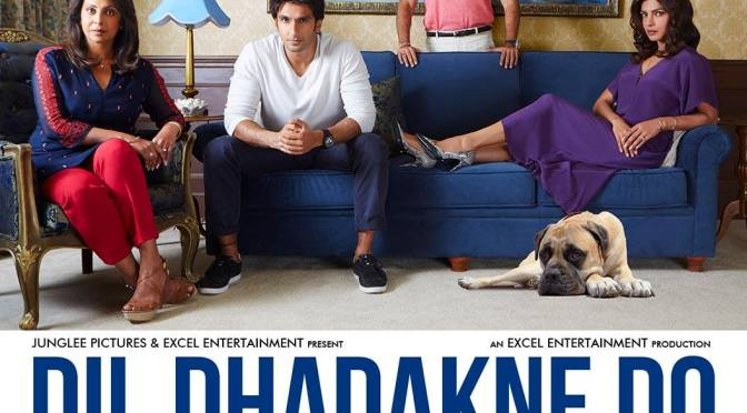 'Dil Dhadakne Do' set to have audiences all at sea