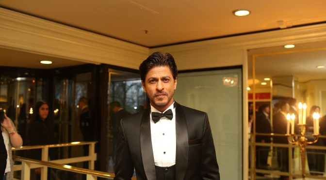 Photos: Shah Rukh Khan at The Asian Awards in London