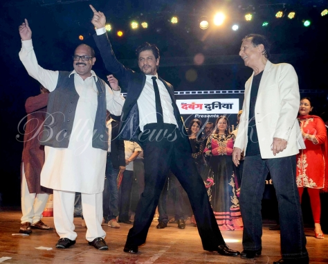 SRK HONOURED WITH DADA SHAEB PHALKE FILM FOUNDATION AWARD DSC_0840