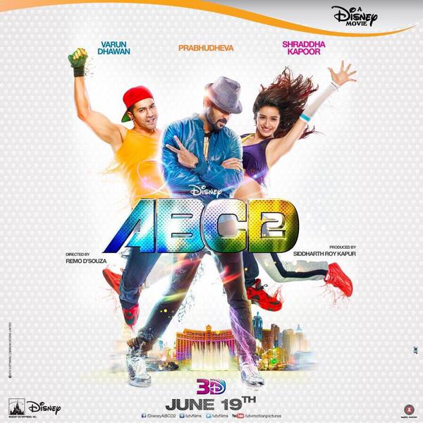 ABCD 2 UK Release