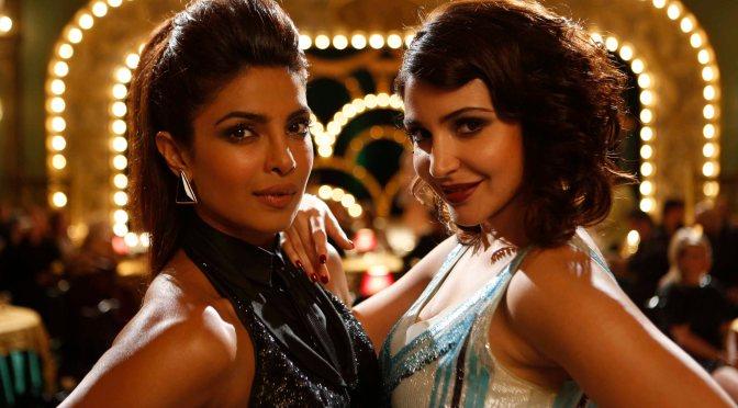 Anushka & Priyanka Chopra sizzle in 'Girls Like To Swing'
