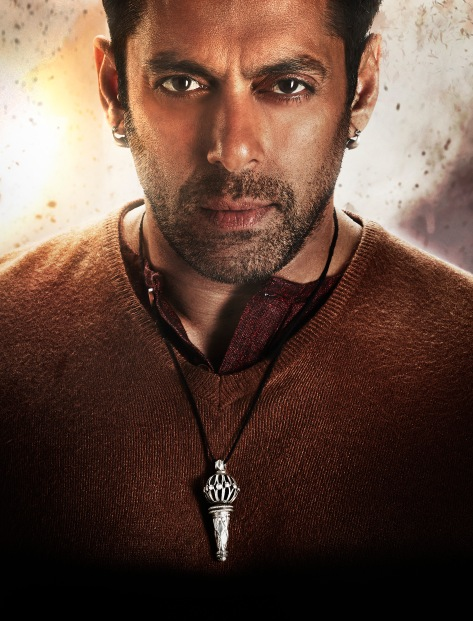 Salman Khan in and as Bajrangi Bhaijaan