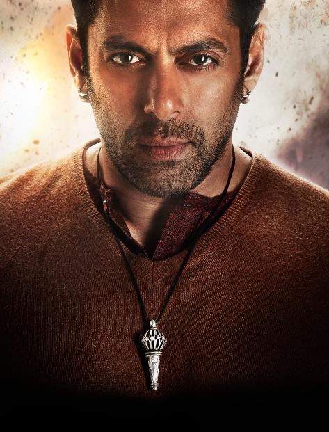 Salman Khan in and as Bajrangi Bhaijaan