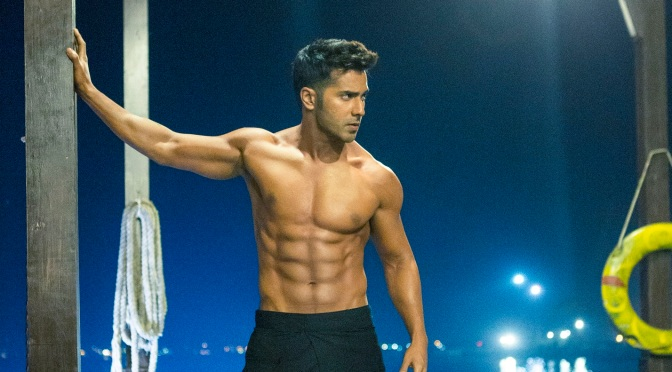 Varun Dhawan trains under Prashant for his look for ABCD 2