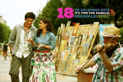 Dilwale set to release on 18th December