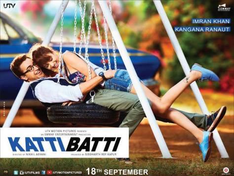 Katti Batti UK Release Disney UTV