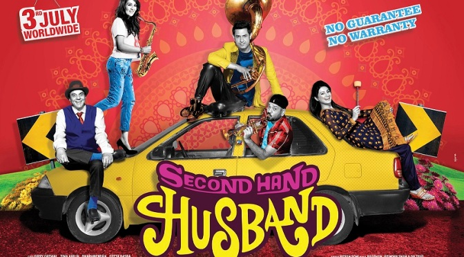 Desi Rockstar meets Daddy's Girl in 'Second Hand Husband'
