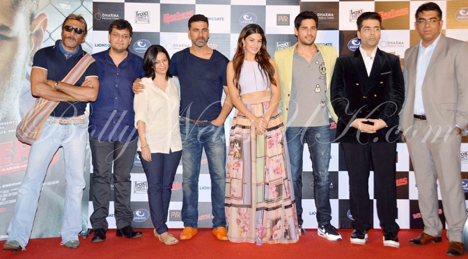 Trailer Launch: 'Brothers'