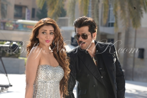 Ankita Shrivastav and Anil Kapoor