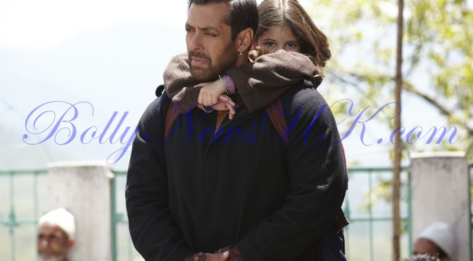 'Bajrangi Bhaijaan' becomes 3rd Highest grossing Bollywood film in UK