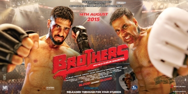 Brothers UK Release 20th Century Fox Dharma Productions