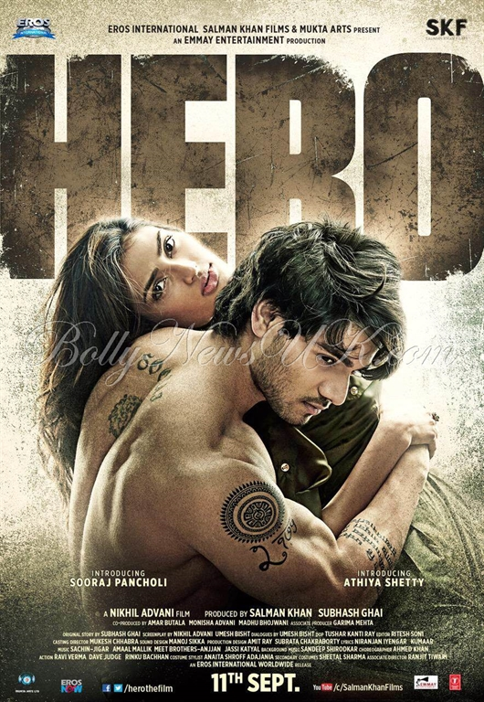 HERO - UK Release - Eros International (1)