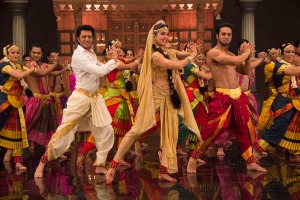 Jacqueline Fernandez,  Riteish Deshmukh & Pulkit Samrat South Indian Classical Dancing 2