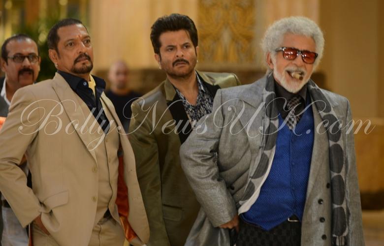 Nana Patekar, Anil Kapoor and Nasseruddin Shah