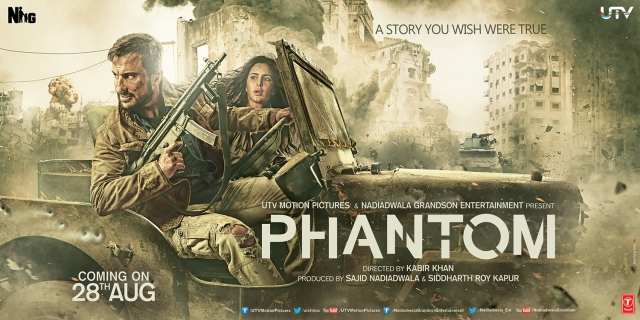 Phantom UK Release