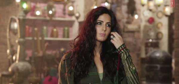 Katrina Kaif sizzles in 'Afghan Jalebi' from 'Phantom'